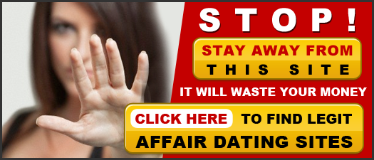 Affair Dating scam alert image