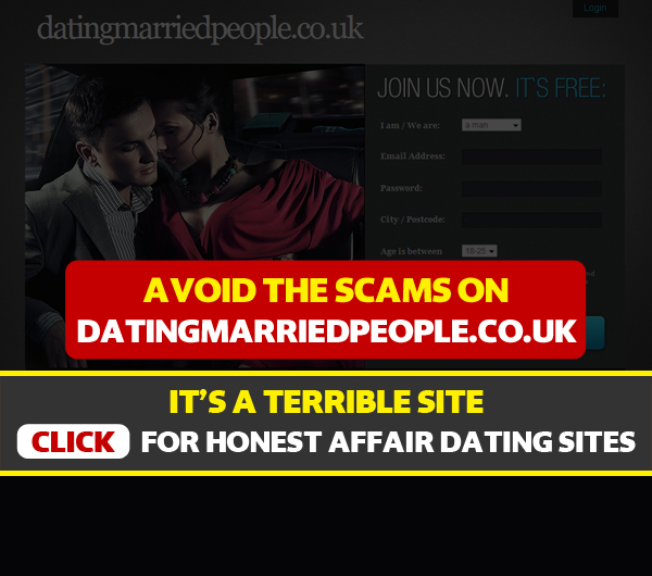 married men dating website I am a 40 year-old married white male who has been married to my wife for 12 dating websites are designed for single people and they do not give you the.
